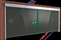Противопожарная штора c орошением EI60 • EI120 • EI 180