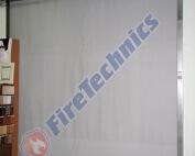 Фотогалерея: противопожарные шторы FireShield-EI60