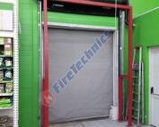 Противопожарные шторы FireShield-EI60