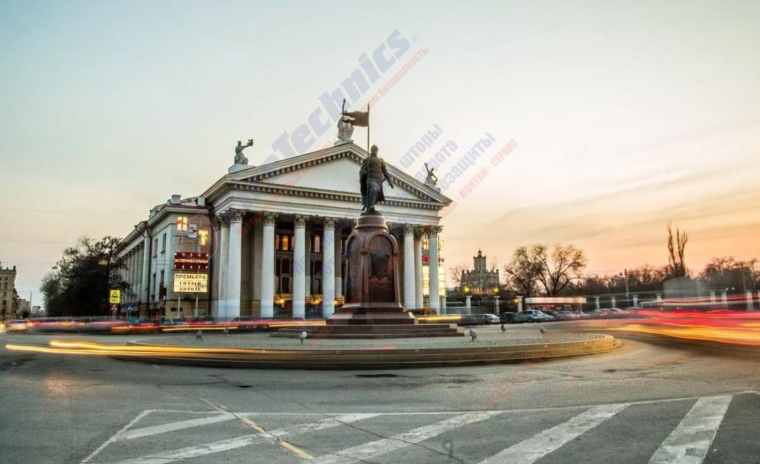 Противопожарные системы в Волгограде